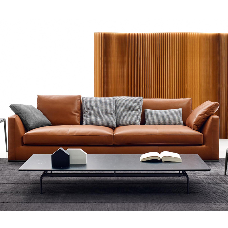 b b italia 9ra260 richard 263cm sofa