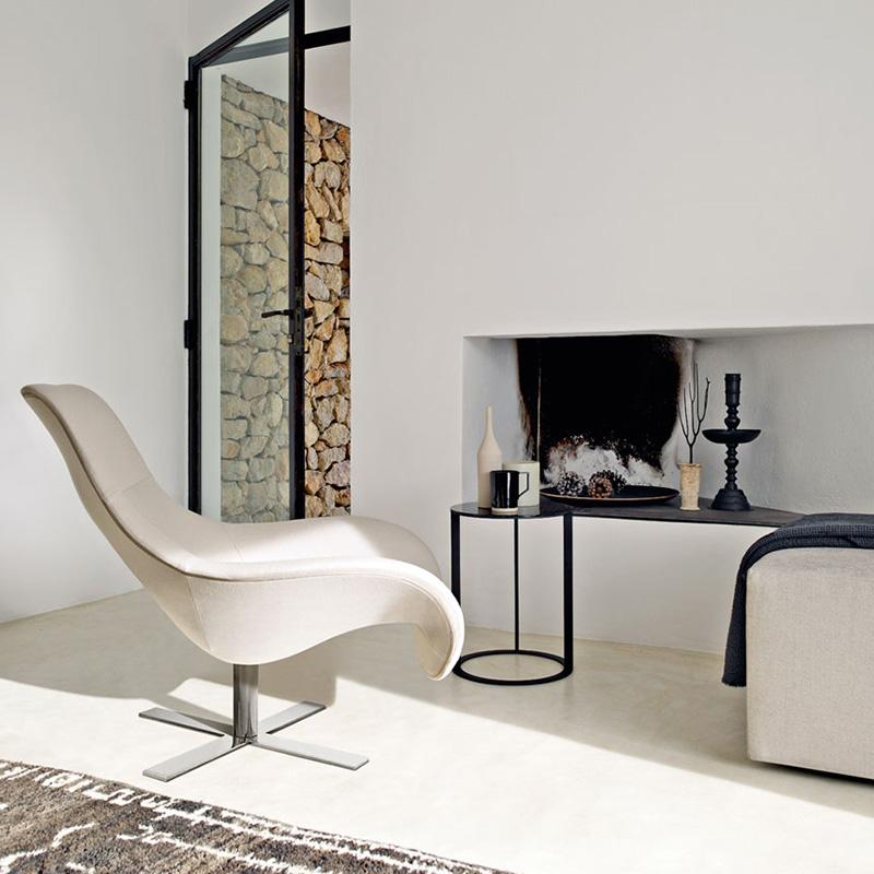 B b italia mprn mart relax swivel armchair for B b furniture