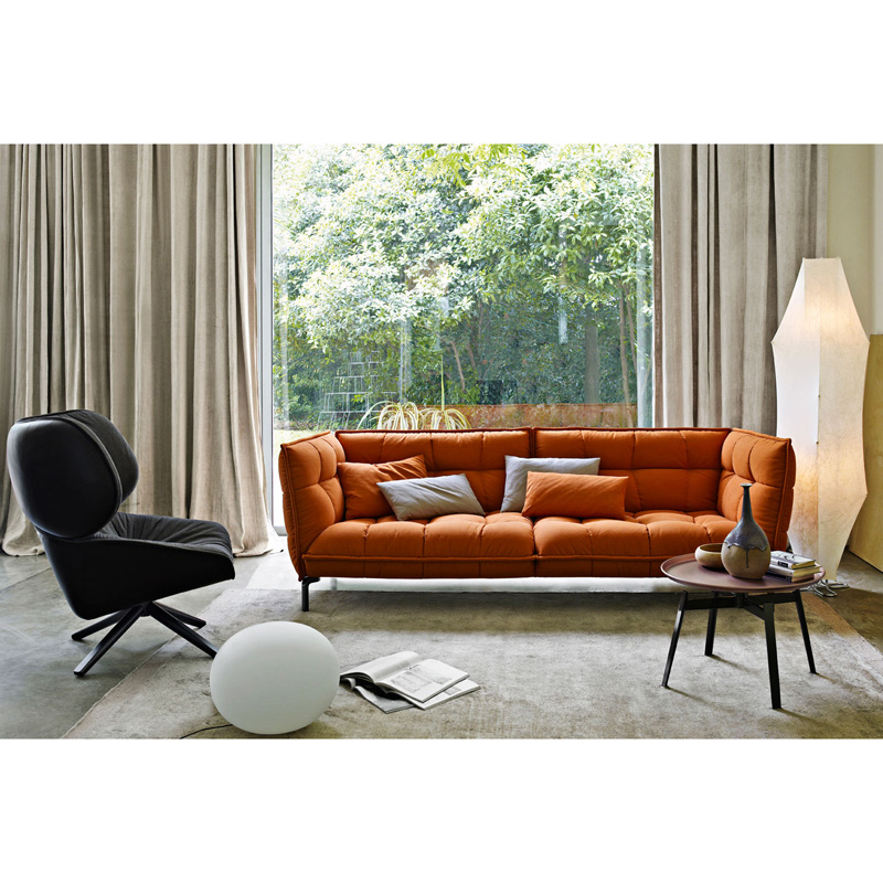 B b italia hs225 husk sofa for B b couch