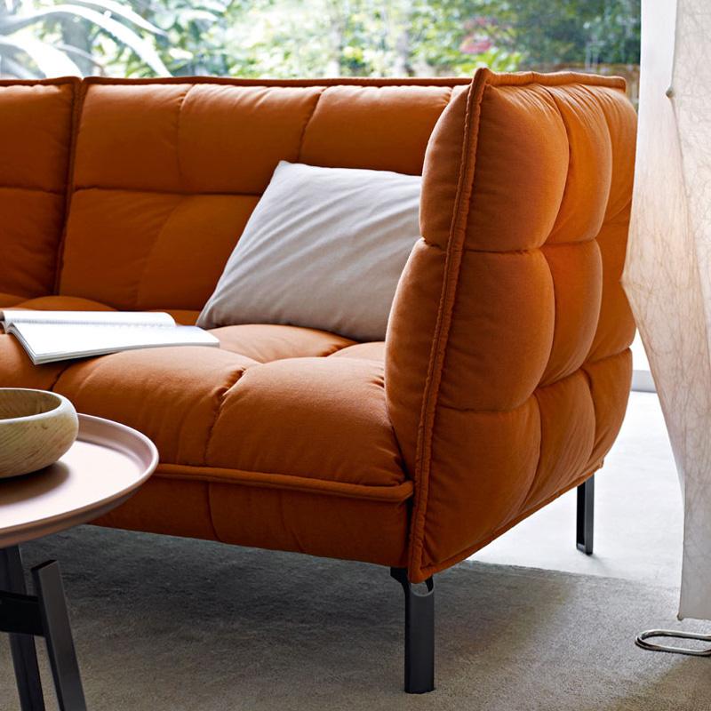 B b italia hs225 husk sofa - Patricia urquiola sofa ...