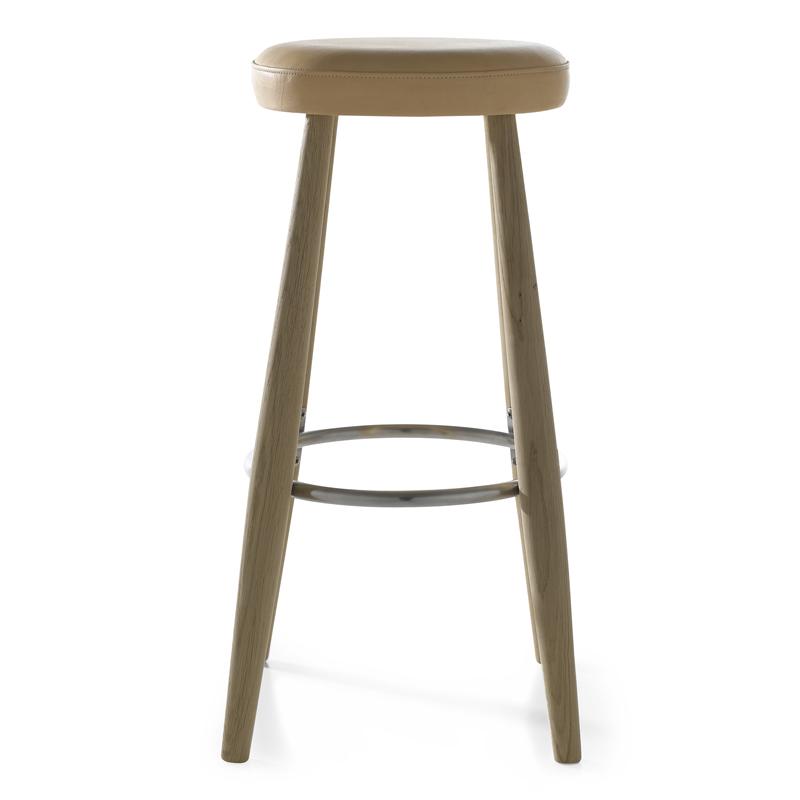 carl hansen ch56 bar stool. Black Bedroom Furniture Sets. Home Design Ideas