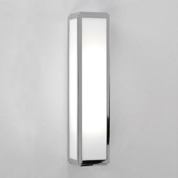 Astro Mashiko 360 Bathroom Wall Light IP44 Polished Chrome