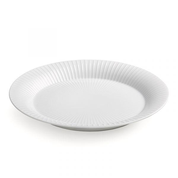 Kahler Hammershoi Plate x6 White 22cm