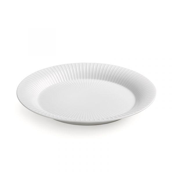 Kahler Hammershoi Plate x6 White 19cm