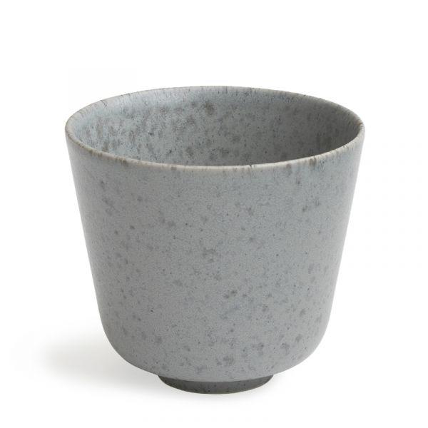 Kahler Ombria Cup Slate Grey 30cl