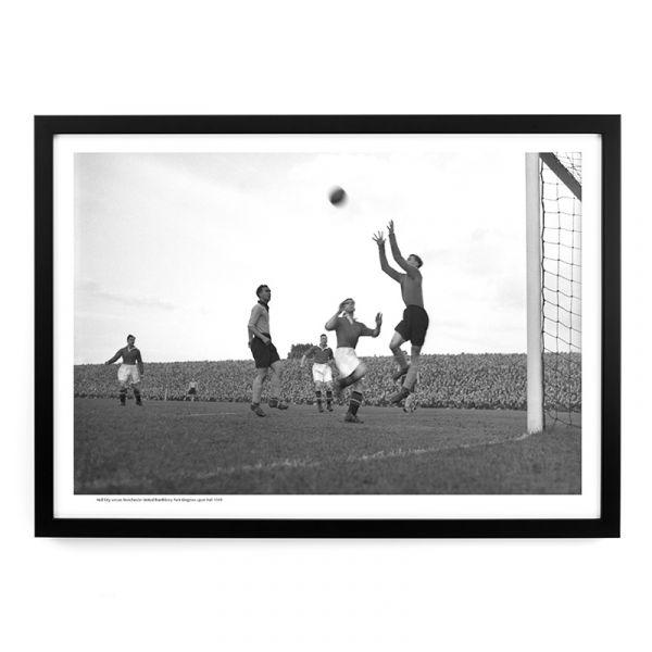 A390 Hull City v Manchester United 1949