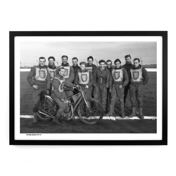 Hull Vikings Speedway Team 1949
