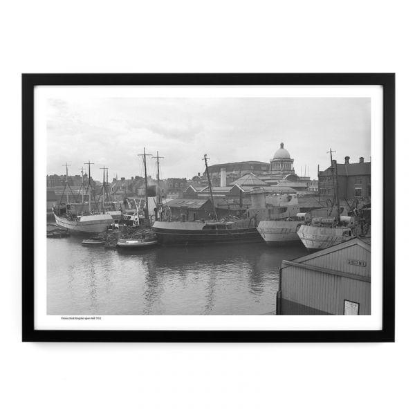 Princes Dock 1952
