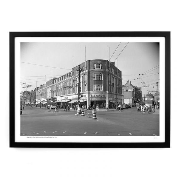 King Edward Street/Saville Street Junction 1955