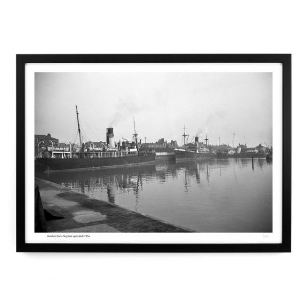 Humber Dock 1956