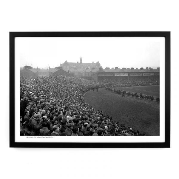 Hull FC Crowds At The Boulevard 1959