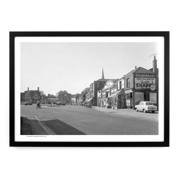 Hessle Square 1960