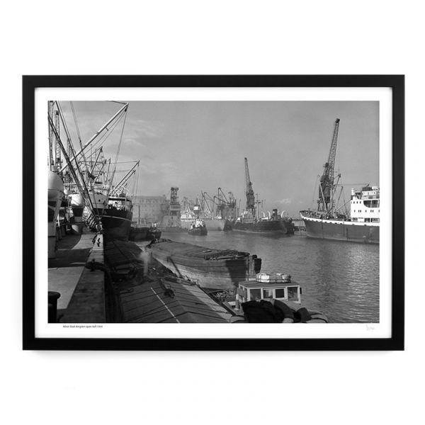 Albert Dock 1964