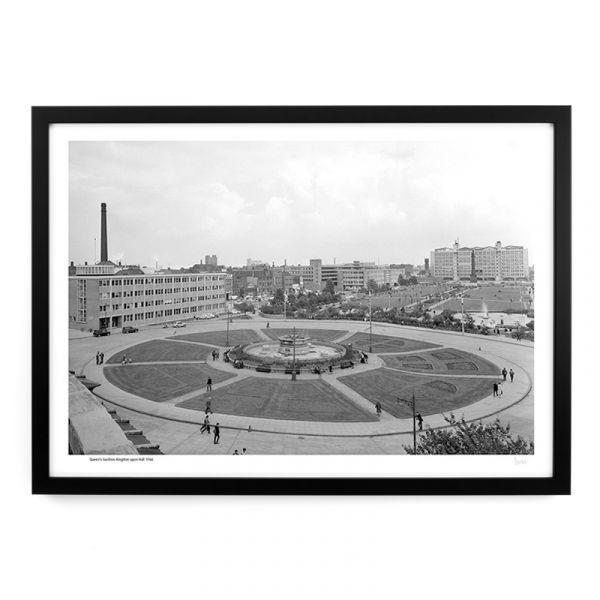 Queens Gardens 1966