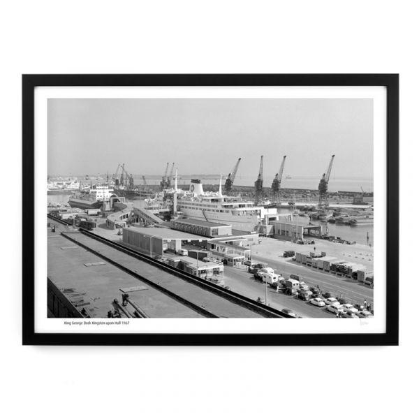 King George Dock 1967