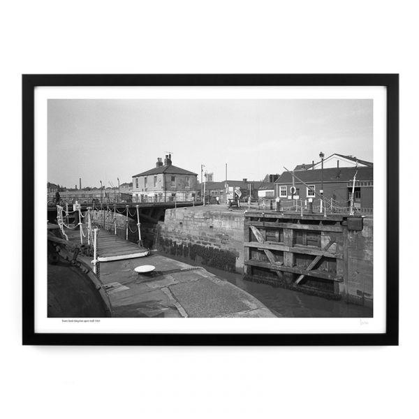 Town Dock 1969