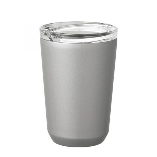 Kinto TO GO TUMBLER 360ml Silver