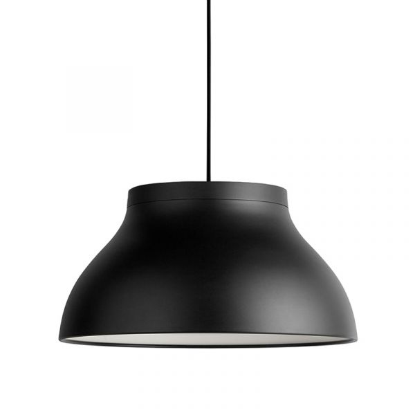Hay PC Pendant Light Medium Soft Black