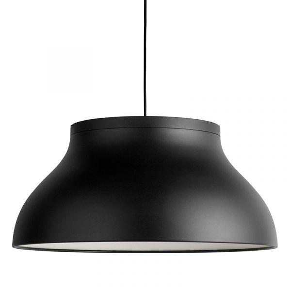 Hay PC Pendant Light Large Soft Black