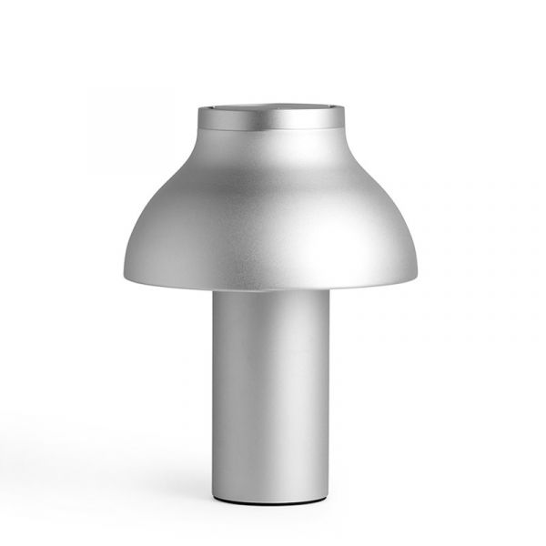 Hay PC Table Lamp Small Aluminium
