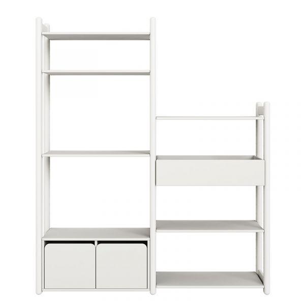 Flexa Shelfie Storage Combi 4