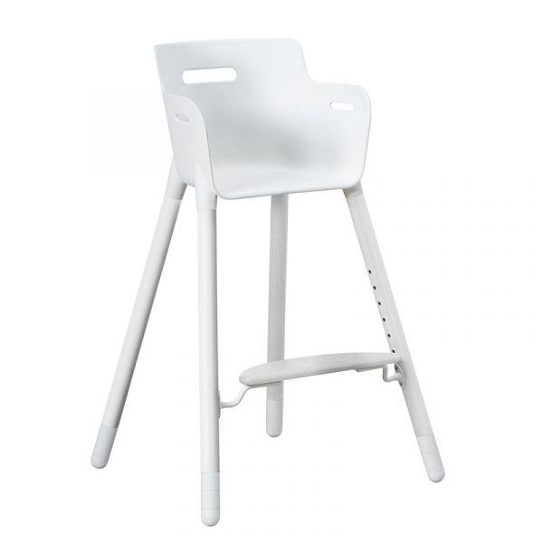 Flexa High Chair White