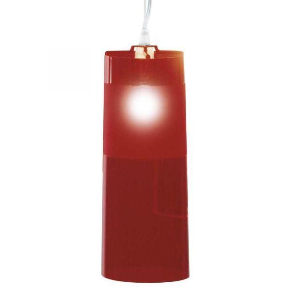 Kartell Easy Suspension Light W3 Red