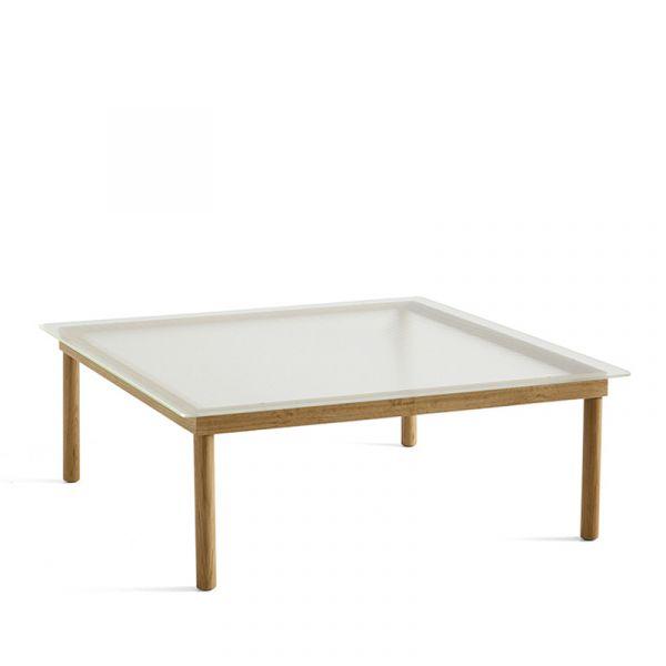 Hay Kofi Coffee Table 100x100cm Oak Frame