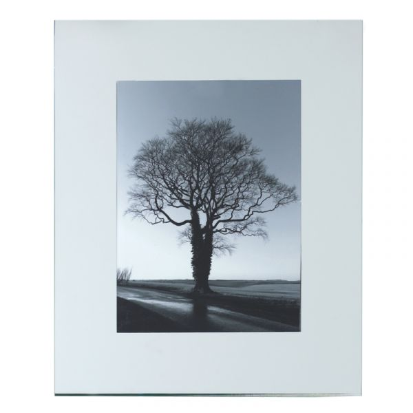 Sixtrees Earlham Mirror Photo Frame 6x4in Discontinued