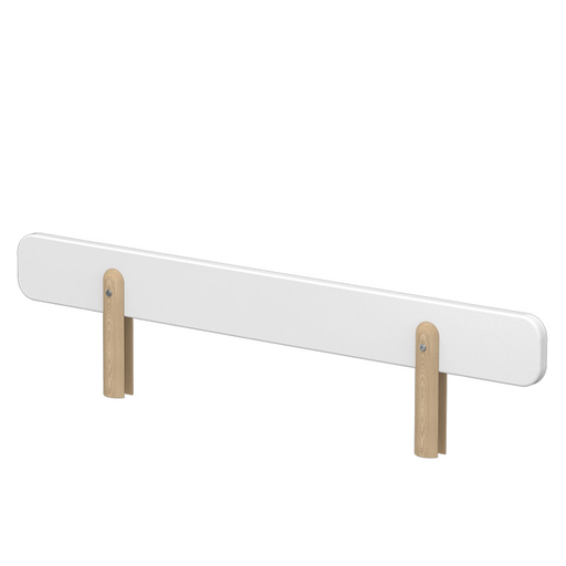 Flexa Dots 1/2 Safety Rail for Dots Single Bed White
