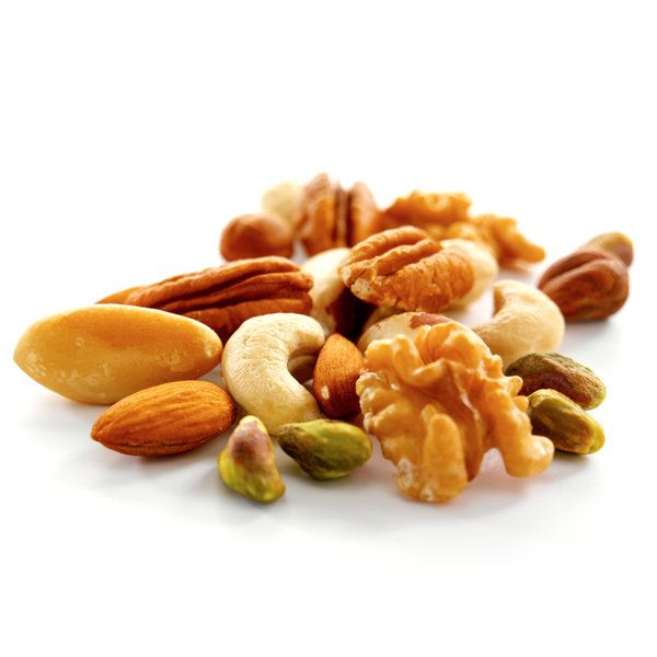 Nuts Photographic Print (FO_Nuts_001)