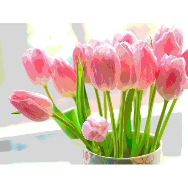 Tulips Photographic Print (F_tulip_001)