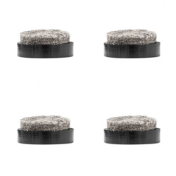 Hay Felt Glides (Set of 4) for AAC chairs