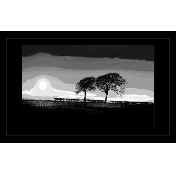 Landscape Photographic Print (LA_Trees_004)