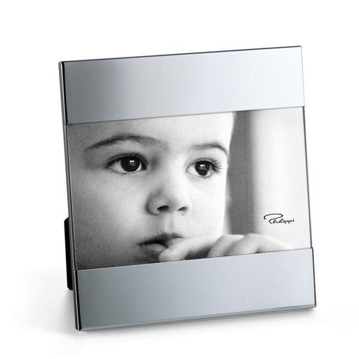 Philippi Zak Photo Frame for 10x15cm (6x4in) Print Polished Nickel
