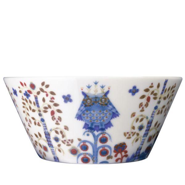 iittala Taika Bowl White 0.6L x6