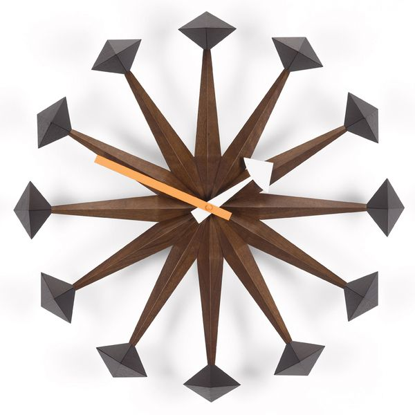 Vitra Polygon Wall Clock