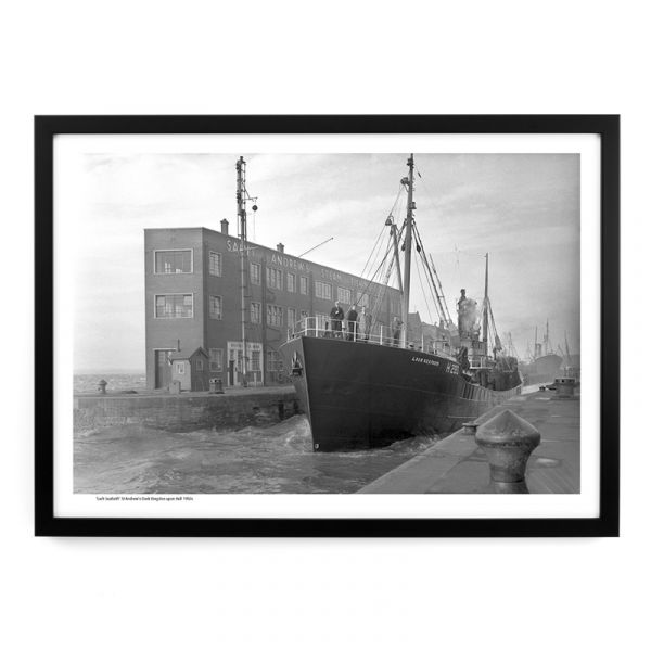 'Loch Seaforth' Dockside 1950's