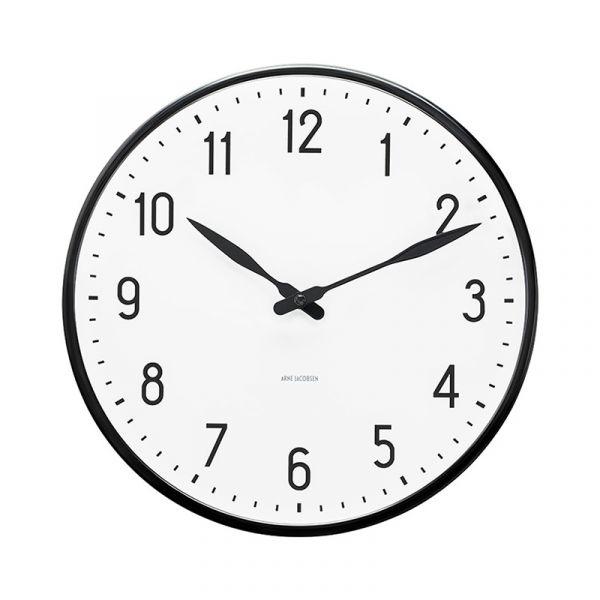 Rosendahl Arne Jacobsen Station Wall Clock 21cm