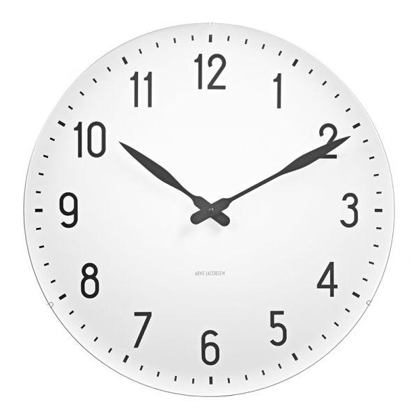 Rosendahl Arne Jacobsen Station Wall Clock 48cm