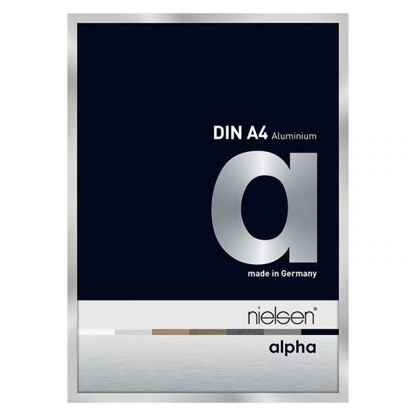 Nielsen Alpha Aluminium Frame A4 Silver Polished