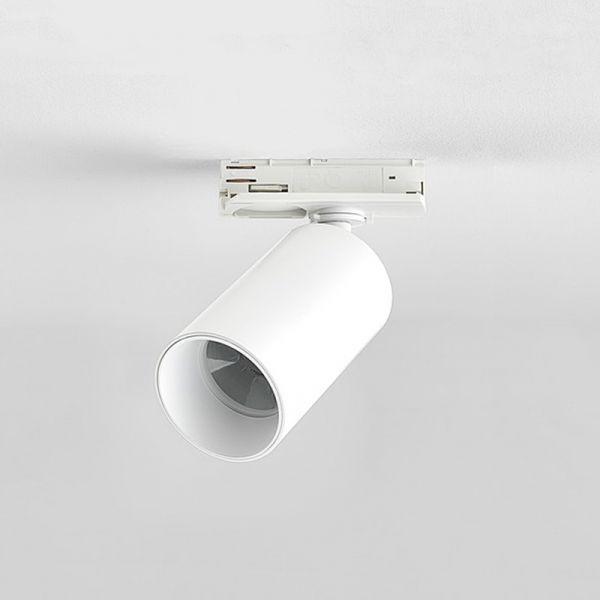 Astro Track System Can 50 Spotlight LED 7.7W 3000K Matt White Dimmable