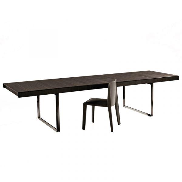 B&B Italia TAH255A Athos 12 Extendable Dining Table 255-320cm