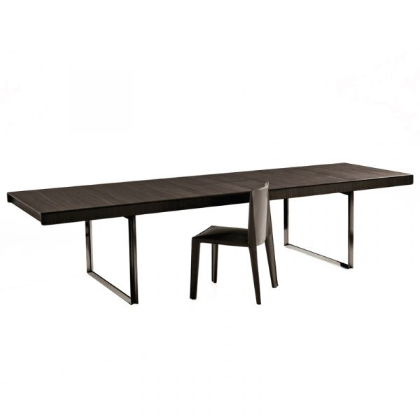B&B Italia TAH205A Athos 12 Extendable Dining Table 205-270cm