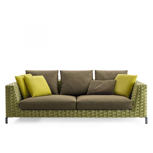 B&B Italia RF235 Ray Outdoor Sofa 235cm Fabric