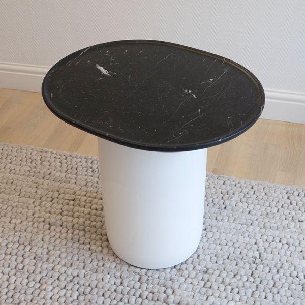 B&B Italia TB54 Button Oval Table 54cm Ex-Display was £1345 now £795