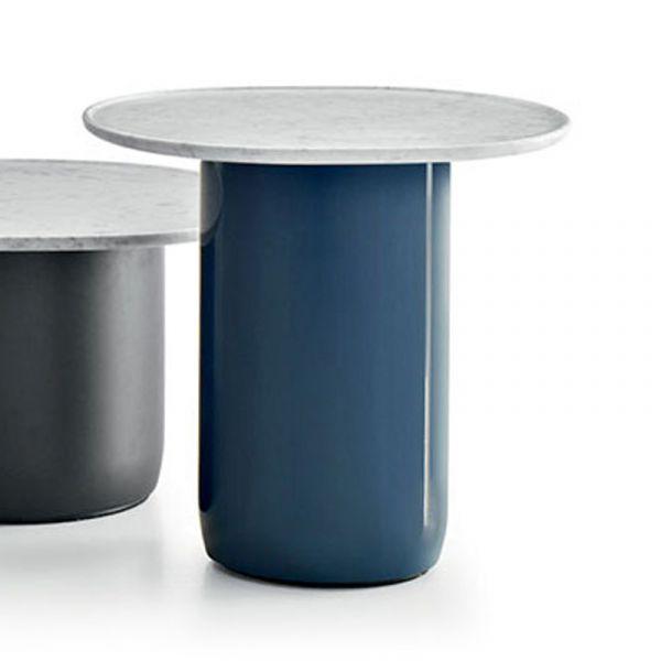 B&B Italia TB54 Button Oval Table 54cm