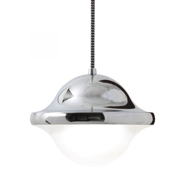 L20 Bubi Pendant Light by Pandul Black White Dot Cord Clearance was £240 now £149
