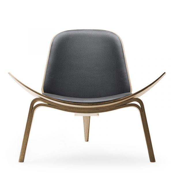 Carl Hansen CH07 Shell Chair Oak