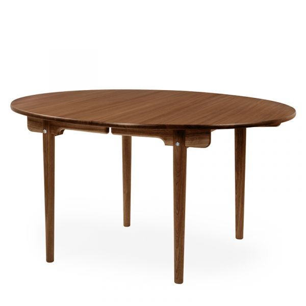 Carl Hansen CH337 Extendable Dining Table 140cm (to 260cm) Mahogany Oil